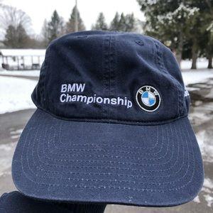 Adidas BMW Championships Hat Navy Blue